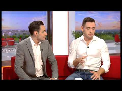 Richard and Adam on BBC Breakfast