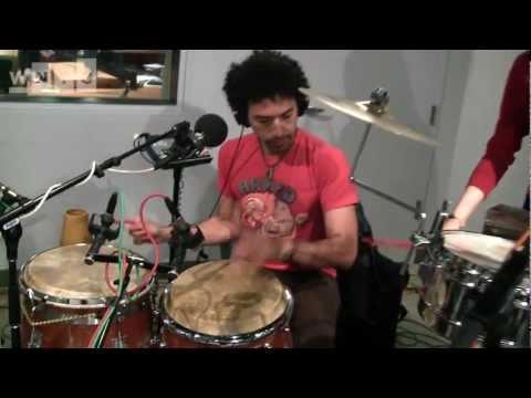 """Chicha Libre """"La Plata"""" Live on Soundcheck"""