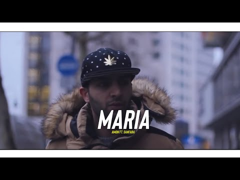 AMON ft. Sanfara - Maria (Official Music Video)
