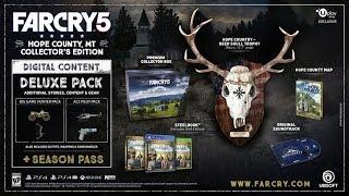 Трейлер издания Deluxe Edition для игры Far Cry 5!
