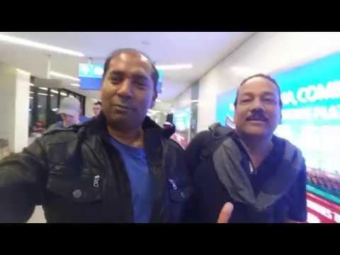 Dubai to Baku Visit by Azerbaijan Air Line Urdu Hindi
