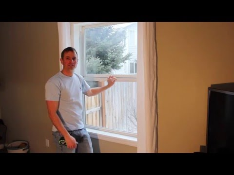 How to replace milgard window balancers