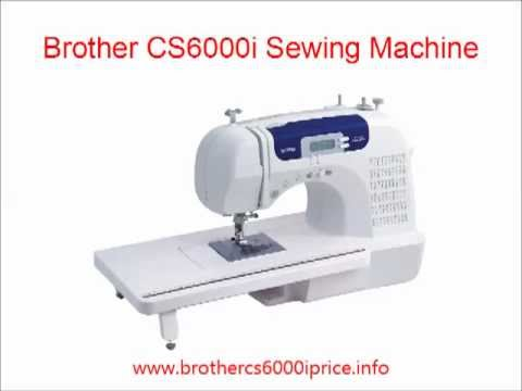 Brother CS40i Review Brother CS40i Computerized Sewing Machine Stunning Sewing Machine Brother Cs6000i