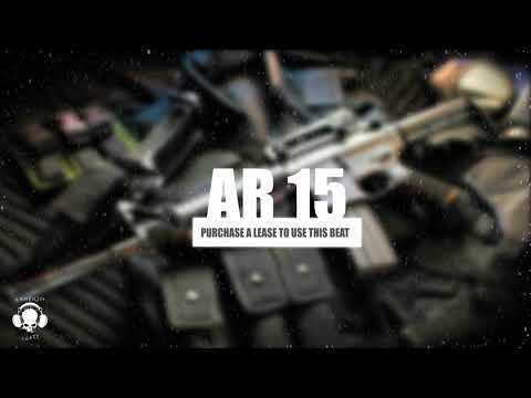 Dancehall Instrumental 2020 ~ AR-15