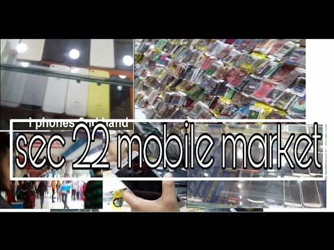 Buy Secondhand phones   new Phones in Chandigarh sec 22 PHONE market    double m vlogs