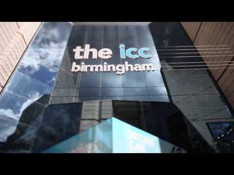 The ICC Birmingham 2013
