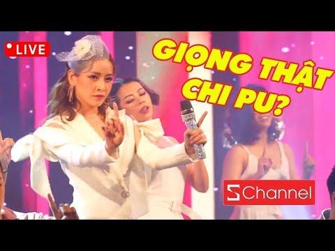 GIỌNG THẬT Chi Pu