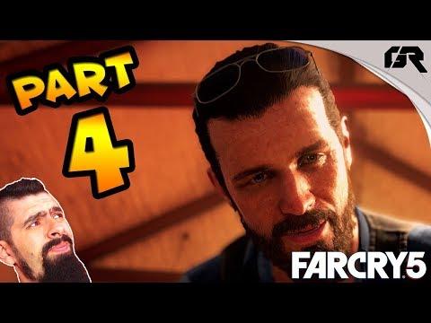 Γεννημένοι Πιλότοι  Far Cry 5 greek walkthrough Part 4