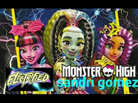 Download Monster High Electrified DVD 2017