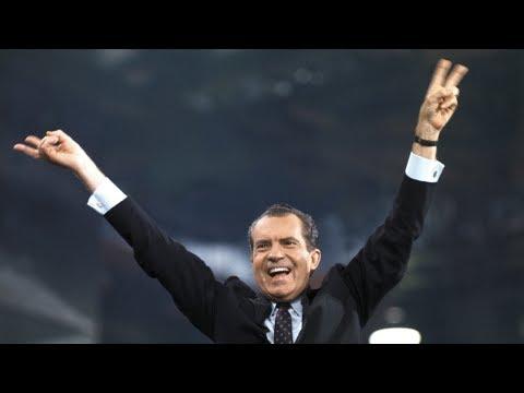 Richard Nixon -- A Comic Opera