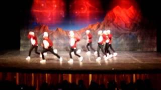 BUNKERS, primer lugar, HIP HOP LEGENDS 2014