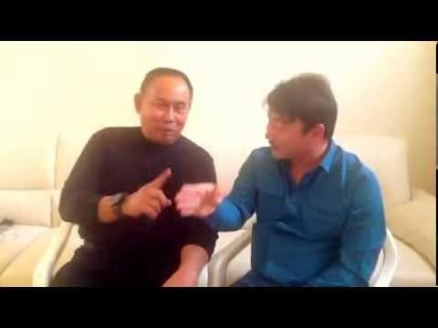 Interview dengan bpk Mayjen TNI ( purn )  Darpito Pudyastun
