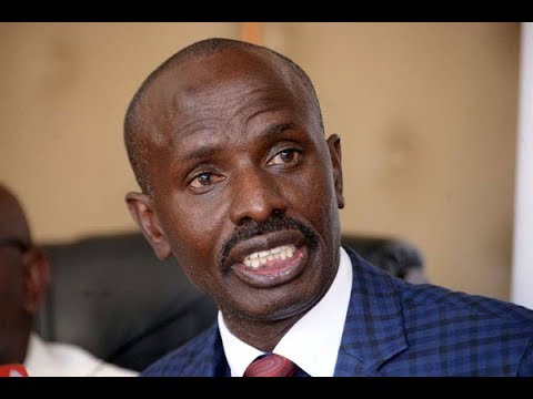 KNUT Secretary General Wilson Sossion speech at the Labour day celebrations