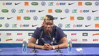 Euro 2020 - Pogba :