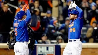Daniel Murphy strikes again as New York Mets win 4-1 over Chicago Cubs in Game 2 of the NLCS