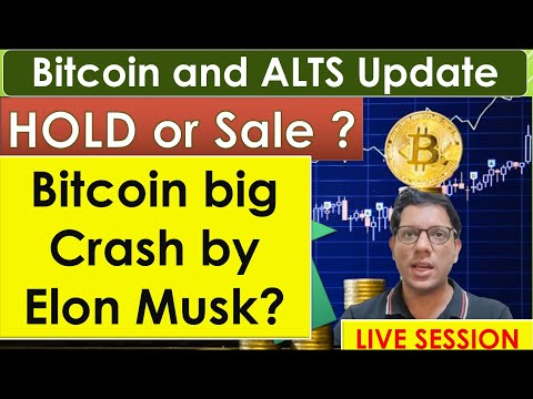 ‼️ Important Bitcoin One More Dump Incoming -  Bitcoin Big Dump By Elon Musk - Now Hold Or Sale ?