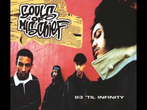 """Souls Of Mischief """"93 Til Infinity (Remix)"""""""