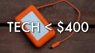 Top 5 Tech Under $400