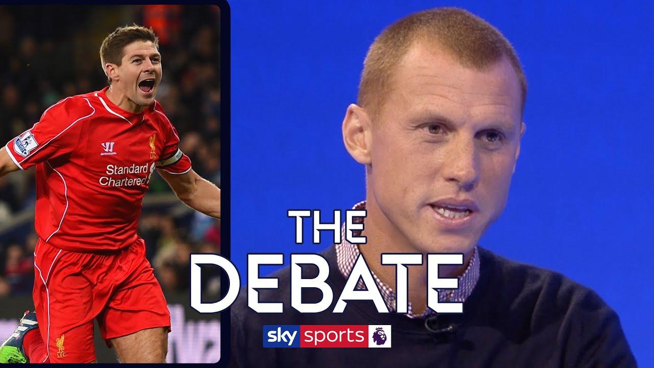 Will Steven Gerrard eventually replace Jurgen Klopp as Liverpool manager? | The Debate