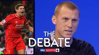 Will Steven Gerrard eventually replace Jurgen Klopp as Liverpool manager? | The Debate
