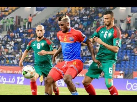 SORCELLERİE EN PLEİN MATCH DE FOOT RDC CONGO VS MAROC CAN 2017 ?!?! part2/2