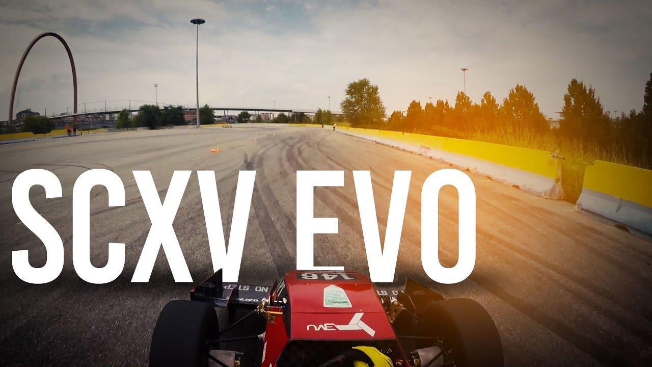 SCXV Evo - OnBoard Video   2016