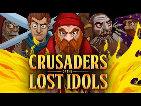 Crusaders of the Lost Idols #002 Move ON