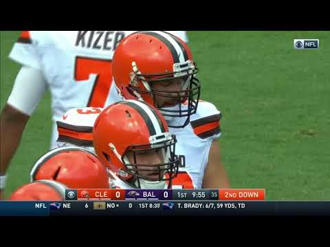 The Iron Man Joe Thomas plays 10,000th consecutive snap!