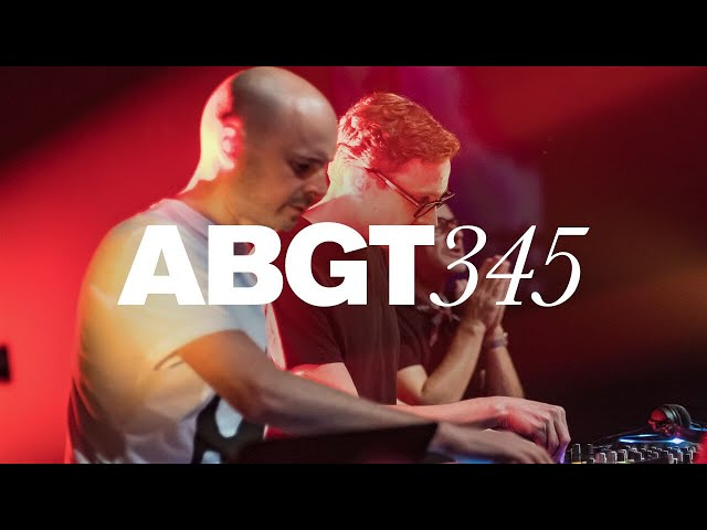 Group Therapy 345 with Above & Beyond and Seven Lions