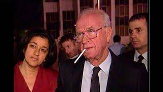 תיעוד חדש מליל הרצח: הדקות האחרונות בחייו של יצחק רבין