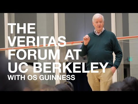 Os Guinness at UC Berkeley: Time for Truth