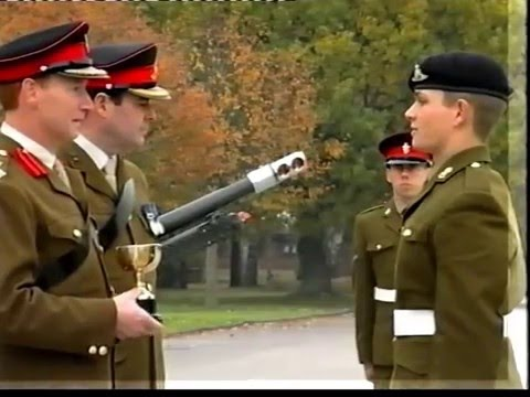 British Army, Basic Training, Passing Out Parade, PT 2