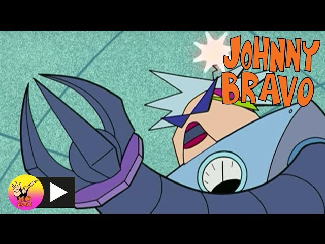 Johnny Bravo   Robo-Mama   Cartoon Network