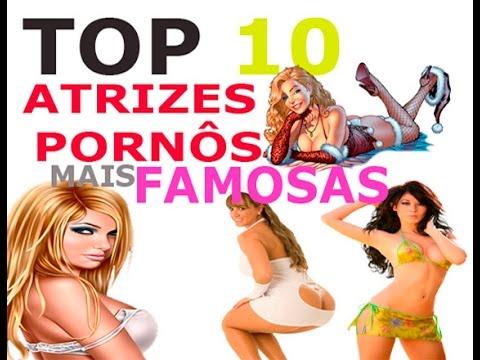 TOP 10 ATRIZES PORNÔS MAIS FAMOSAS DO MUNDO (PORN STARS WORLD'S MOST FAMOUS)
