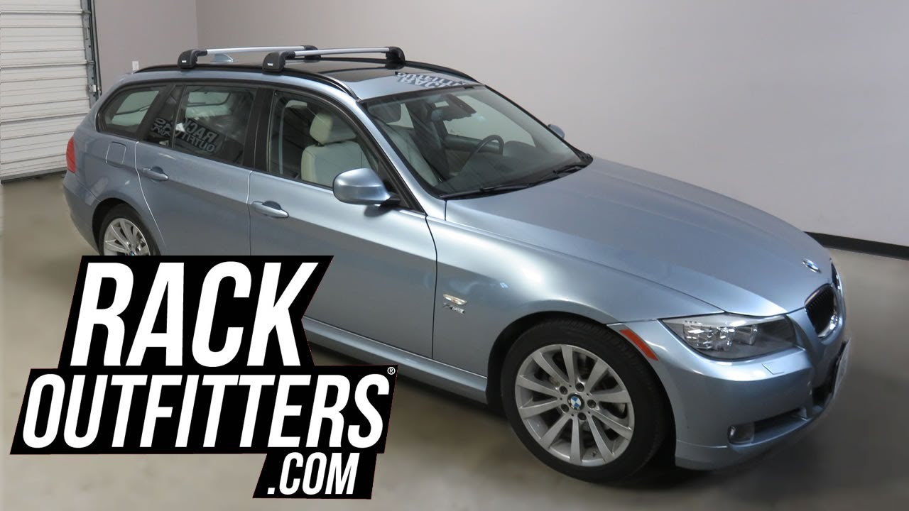 Bmw E90 Touring Roof Bars - 12.300 About Roof