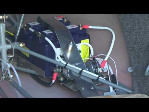 Viking Aircraft Engines Installation Video