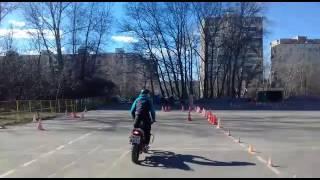 Автошкола Перспектива - Обучение вождению мотоцикла