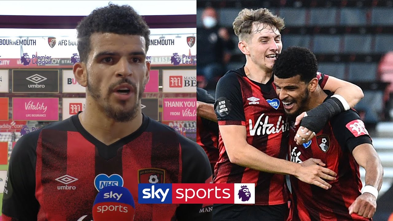 Solanke delighted to end 39-game Premier League goal-drought in incredible comeback