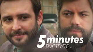 5 MINUTES D'ATTENTE - Julien Pestel