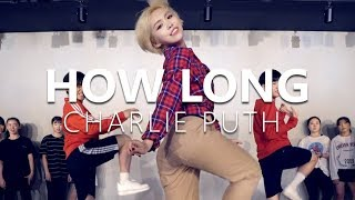 Charlie Puth -  How Long / Choreography. Hanna