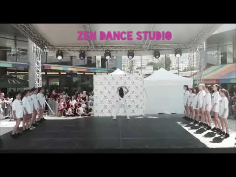 ZEN DANCE STUDIO - Seniors Crew (step up inspired moment)