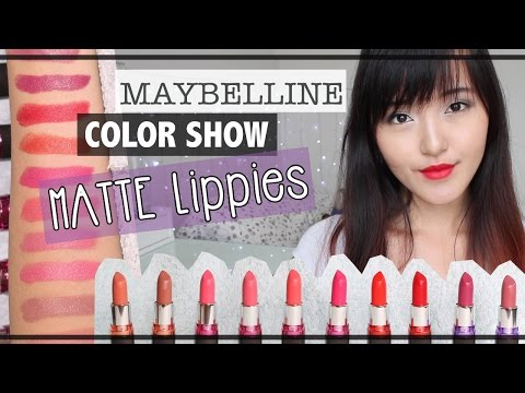 new!-maybelline-color-show-matte-lippies-♡-review-+-swatch