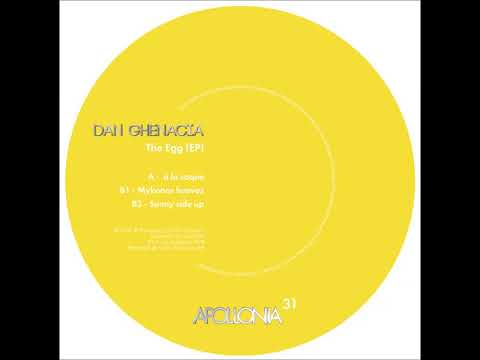 Dan Ghenacia – The Egg EP (APO031) [Preview] Mp3