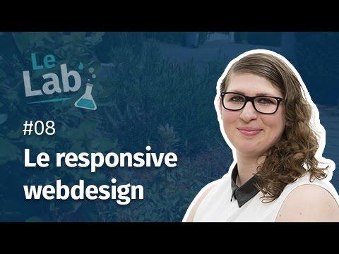 Le Lab' #8 - Le responsive webdesign