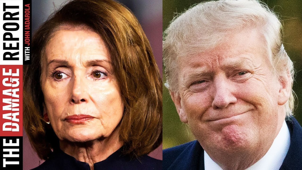 Dems pushing impeachment undeterred by Pelosi saying Trump 'not worth it'