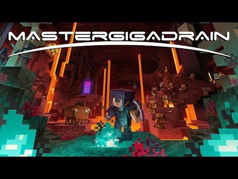 Into the Nether (Minecraft Monday IV) | MasterGigadrain