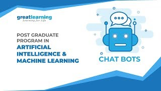Post Graduate Program in Artificial Intelligence (AI) and Machine Learning (ML) | Great Learning