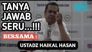 Download lagu Tanya Jawab Bersama Ustadz Haikal Hasan MP3