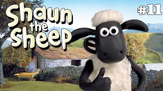 Shaun the Sheep -  Abracadabra S1E10 (DVDRip XvID)