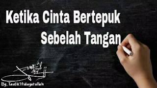 Video CINTA BERTEPUK SEBELAH TANGAN download MP3, 3GP, MP4, WEBM, AVI, FLV November 2018
